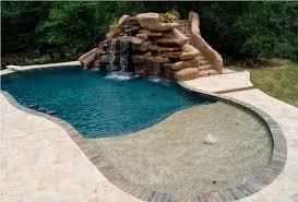 Backyard Inground Swimming Pools Best 25 Small Inground Pool Ideas On Pinterest Small Inground