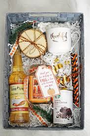 hello gift basket diy fall gift basket hello honey