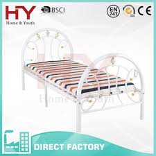 modern cheap price single metal bed frame view single metal bed