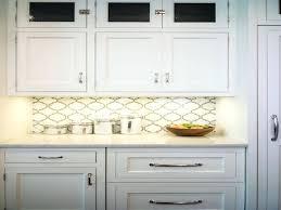 Marble Tile Kitchen Backsplash Moroccan Tile Kitchen Backsplash Grey And White Marble Arabesque