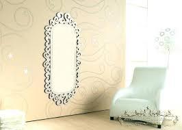Wall Mirrors Full Length Decorative Wall Mirrors Mirrors