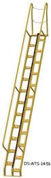 alternating tread stairs custom made ladders u0026 platforms fixed
