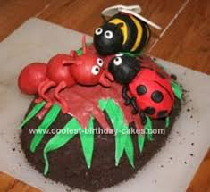 bug cakes coolest bugs cakes