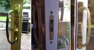 sliding glass door latch replacement need help with a sliding glass door handle swisco com
