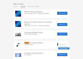 Coursera Courses On Resume Coursera Is Removing Hundreds Of Courses Here Is A Guide To Get
