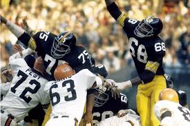 The Steel Curtain Defense The Curtain Falls On The U002770s Steelers Wsj