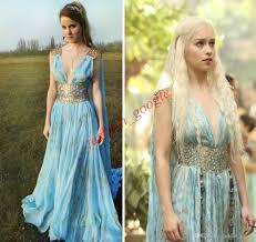 game of thrones costume season 7 2017 halloween party dresses
