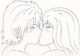 anime kissing drawing toxicpanda3 2017 oct 2 2011