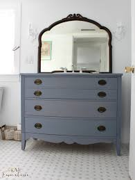 old barn milk paint antique vanity bathroom ideas chalk paint
