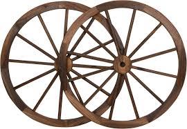 100 wagon wheel home decor amazon com best choice products