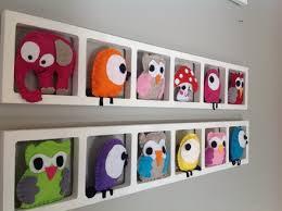 cadre chambre enfant idée décoration chambre enfant et bébé cadre mural animaux