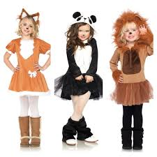 Girls Panda Halloween Costume Love Furry Darlings Feisty Fox Pretty Panda Cuddly