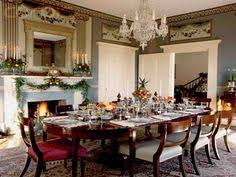 Dining Room Table Decorating by Step Inside This Cosy Christmas Retreat Christmas Crackers Ruby