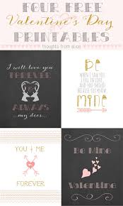Valentine S Day Decor Printables by The 2381 Best Images About Everything Valentines Day Decor