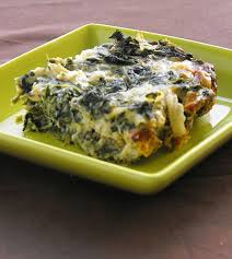 spinach casserole yum tastes like spinach pie without