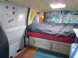 sprinter van conversion floor plans donovan the astro van vans nice and van life