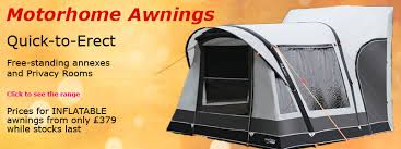 Inflatable Awnings For Motorhomes Caravan Awnings Motorhome Awnings Jeff Bowen Awnings
