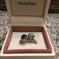 stackable birthstone ring 44 pandora jewelry pandora stackable birthstone rings with