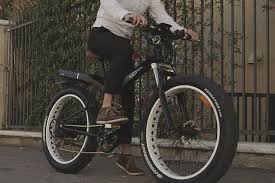 Rugged Bikes Moar Fat Tire Folding Frame Electric Bicycle Indiegogo