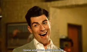 New Girl Meme - new girl 9 reasons why we re already in love with schmidt s new