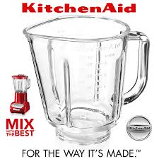 Kitchen Aid Artisan Mixer by Kitchenaid Artisan Blender Glass Jar 1 5 L Replacement