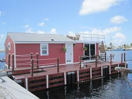 key west house boat rental the red grouper a funky floating