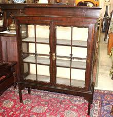 antique display cabinets with glass doors beautiful antique display cabinets with glass doors 10 images styles