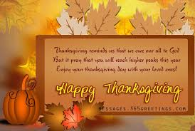 thanksgiving wishes quotes like success