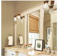 Bathroom Mirror Trim by 28 Best Powder Room Images On Pinterest Home Room And Home Decor