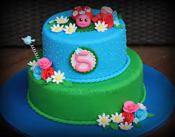 my little girls 5th birthday cake cakecentral com