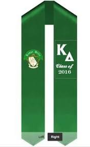 aka graduation stoles fraternity sorority graduation gifts gear