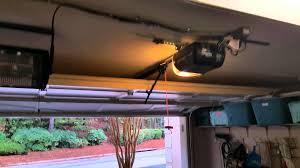 garage door opener consumer reports craftsman 1 2 hp garage door opener w all hardware youtube