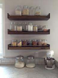 Ikea Kitchen Shelves by Kitchens 21 Marvelous Floating Kitchen Shelves Kitchenss