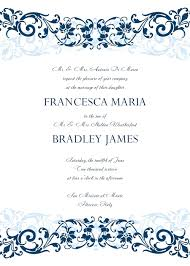 formal invitations templates cloudinvitation com