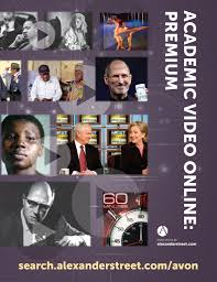 new resource academic video online library high point