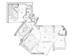 Lakehouse Floor Plans Third Floor Plan Lake House Lake Tahoe By Mark Dziewulski Architect