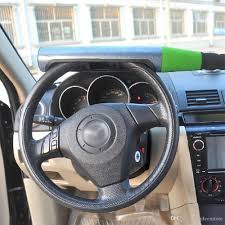 Accessories For Cars Interior Universal Automobile Baseball Bat Style Anti Theft Car Steering