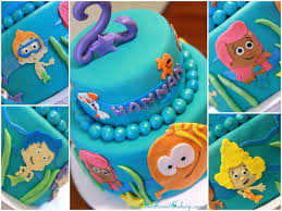 bubble guppies birthday cake 2 best birthday resource gallery