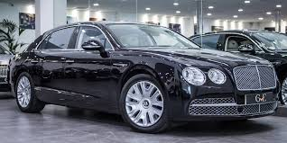 bentley wheels on audi bentley flying spur w12 vat q 2013 gve luxury vehicles london