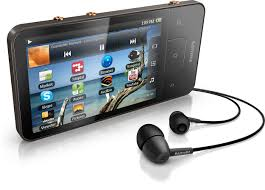 wifi mp3 player with android sa3cnt16k 37 philips - Mp3 Android