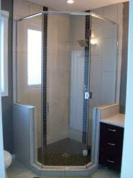 Angled Glass Shower Doors Neo Angle Custom Glass Shower