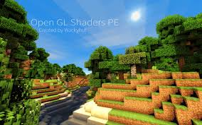 Minecraft Pe Maps Ios 0 12 1 Android Ios Open Gl 2 0 Shaders Pe V 1 31 Dark