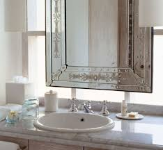 bathroom mirrors over windows the estate of things