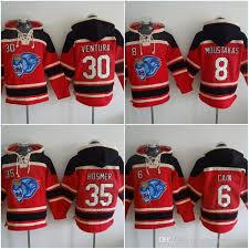 2017 mens kansas city royals hockey jersey 6 lorenzo cain 35 eric