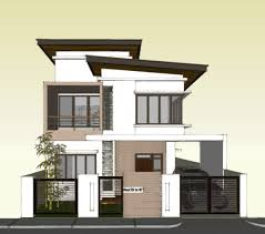 modern 2 story house plans 3 story house plans with roof deck house plan designs modern 2