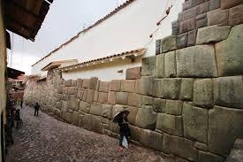 bloc de pierre pour mur le mystère des murs incas sweet random science