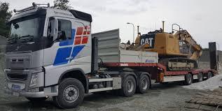 volvo lastebil lastebiler finnøy grave og sprengningsservice as