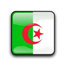 Algerian Flag Algeria Clipart Clipground