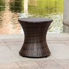 Wicker Accent Table Wicker Tables Wicker Furniture Hq