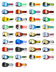 100 motocross goggle accuri invaders 100 accuri mx goggles by neusehland optik